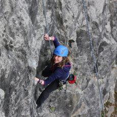Rock Climbing in Ballykeefe Kilkenny