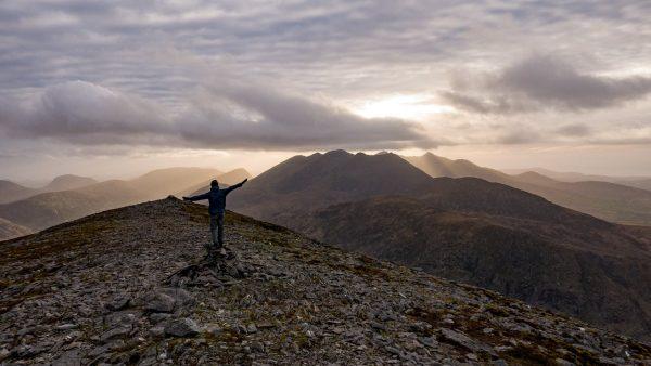 Hiking Kerry