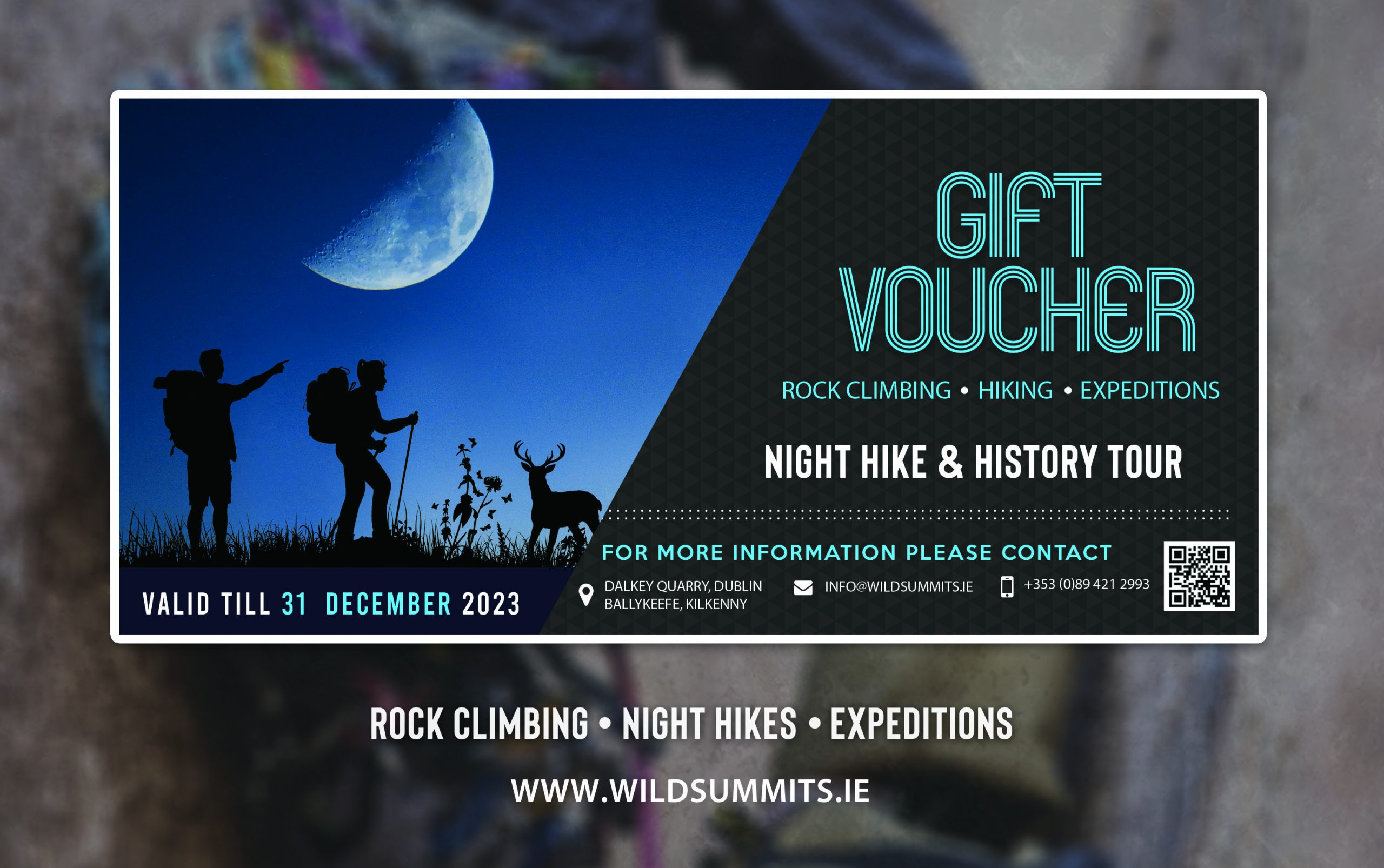 Night Gift Voucher
