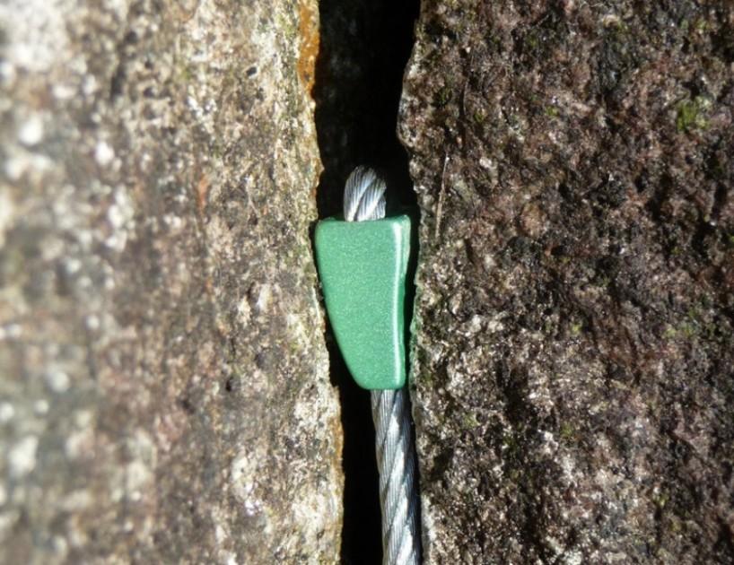 Rock climbing protection
