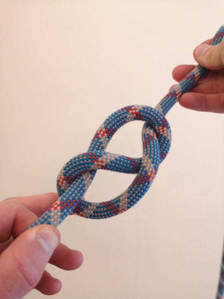 figure-8 knot