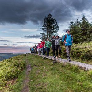 Hill Walking Ireland